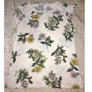 Créeme floral blouse
